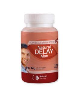 Natural Delay Man – Retardador Eyaculatorio