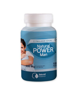 Natural Power Man – Estimulador Sexual