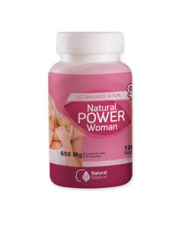 Natural Power Woman – Estimulador Sexual