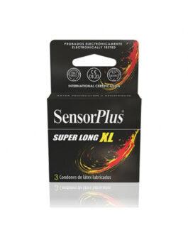 Preservativo SensorPlus – Super Long XL