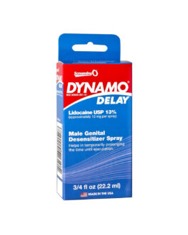 Retardante Masculino Dynamo Delay