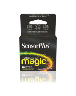 Preservativos SensorPlus Magic