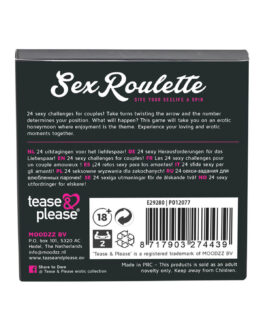 Juego Sex Roulette Love & Marriage