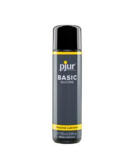 Lubricante Pjur Basic Silicona 100ml